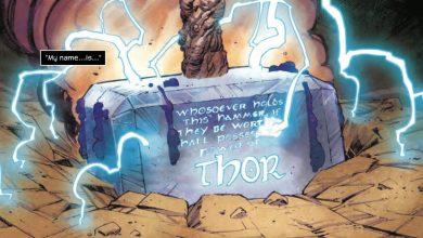 Photo of Los Vengadores le dicen a Thor [SPOILER] Con mensaje en Mjolnir