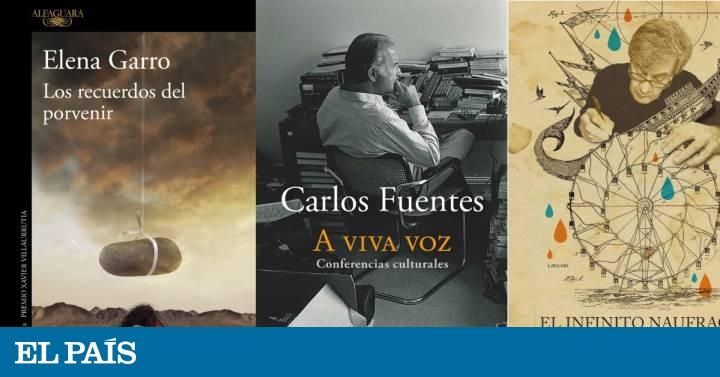 La biblioteca superviviente de Carlos Fuentes 1