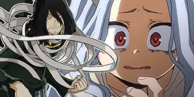 My Hero Academia Revela Hasta Donde Llegara Aizawa Para Eri La Neta Neta Eri is a wholesome kid who needs to. my hero academia revela hasta donde