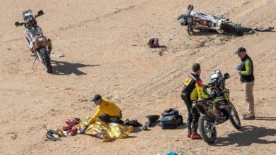 "Photo of Tragedia en el Rally Dakar: muere el portugués ""Speedy"" Gonçalves"
