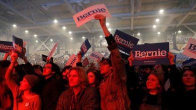 Trump y Sanders, los dos polos sacan pecho en New Hampshire 8