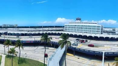 Aeropuerto de San Juan bajo vigilancia por amenaza de coronavirus 11
