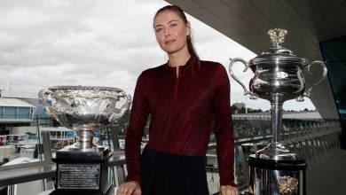 Photo of A los 32 años, la rusa Maria Sharapova se retira del tenis
