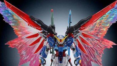 Photo of Abre tus alas con este Destiny Gundam Gunpla