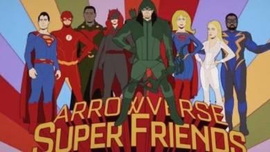 Esta animación de Arrowverse Justice League hecha por fanáticos es increíble 9