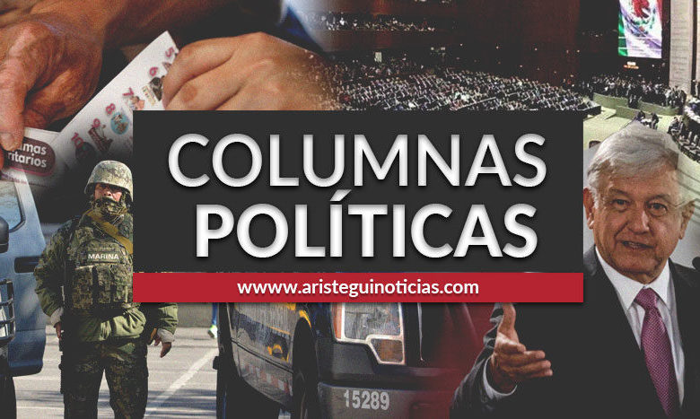 ¿Tiempos de zopilotes?, o el 'negociazo' de los Bartlett | Columnas políticas 06/05/2020 1