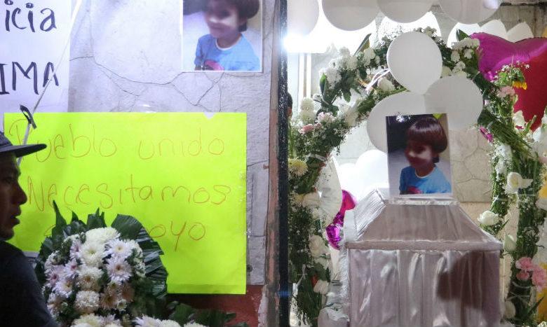 Restos de Fátima son velados en su casa de Xochimilco; este martes será su sepelio 1