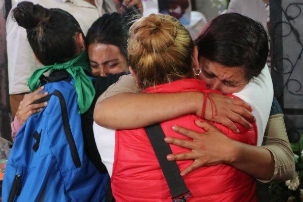 Restos de Fátima son velados en su casa de Xochimilco; este martes será su sepelio 2