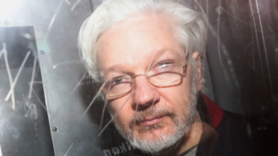 Photo of Julian Assange pedirá libertad bajo fianza por riesgo a contraer Covid-19