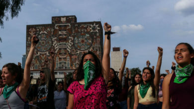 """Violencia de género, en vías de ser causa """"especialmente grave de responsabilidad"""" en UNAM 7"""