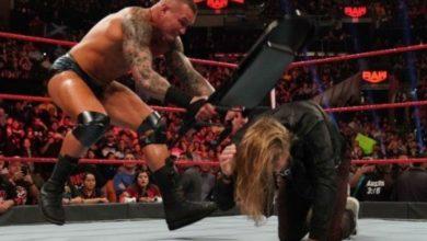 WWE ofrece actualización sobre la lesión de Edge antes de WWE Raw 7