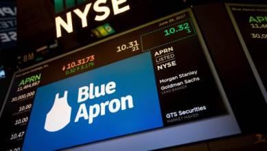 Photo of ¿Por qué se disparan las acciones de Blue Apron?