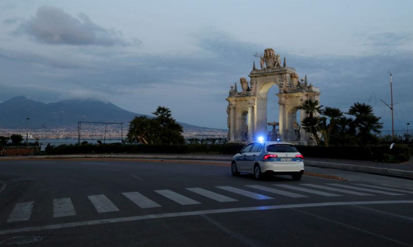 Aislamiento por Covid-19 deja ciudades desiertas en el mundo | Galería 7