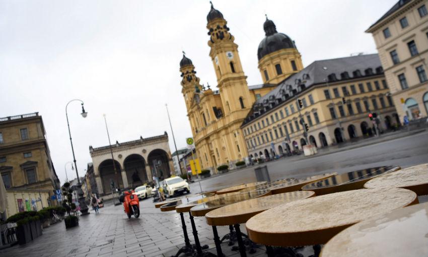 Aislamiento por Covid-19 deja ciudades desiertas en el mundo | Galería 12