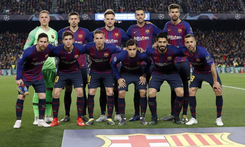 El Barcelona rebaja un 70% los sueldos de sus jugadores debido al COVID-19 1