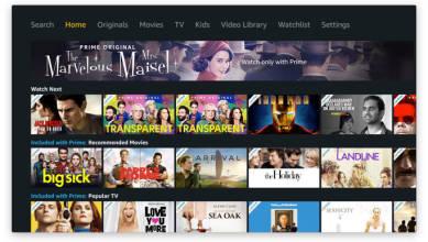 Photo of Amazon sigue el ejemplo de Netflix, reduciendo la calidad de transmisión en Europa