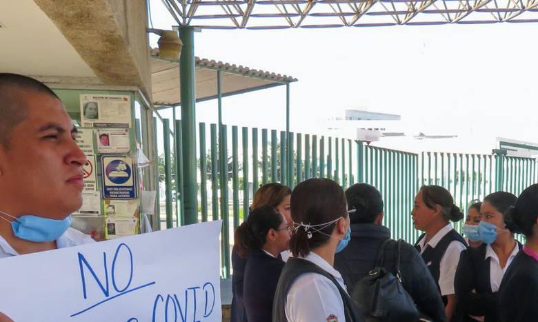 Conapred pide no agredir a enfermeras y médicos 1