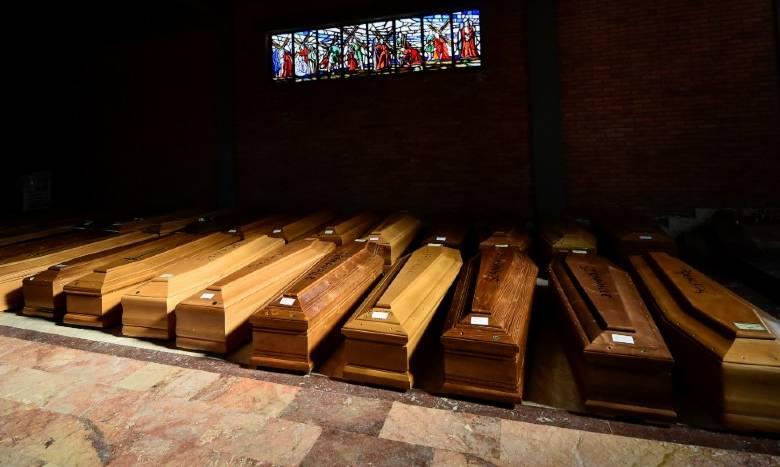 Drama en Italia: casi mil muertos en un día por Covid-19
