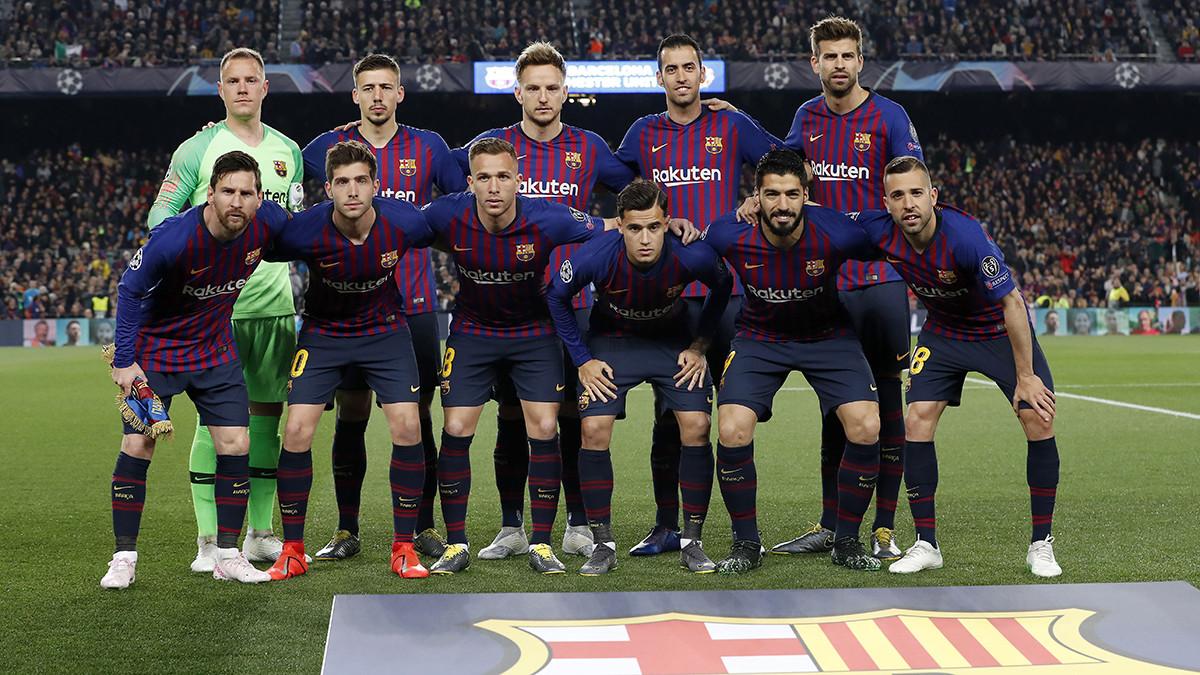 El Barcelona rebaja un 70% los sueldos de sus jugadores debido al COVID-19 2