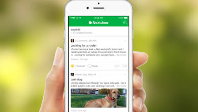 Photo of Nextdoor actualiza su aplicación para permitir que las empresas se vinculen con eventos para recaudar fondos, tarjetas de regalo y más