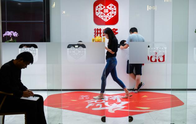 Pinduoduo de China recauda $ 1.1 mil millones en colocación de acciones privadas