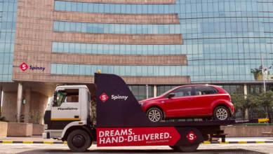 Photo of Spinny de India recauda $ 43.7M para expandir su plataforma en línea para vender autos usados