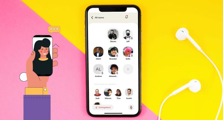 El chat de voz de Clubhouse lidera una ola de aplicaciones sociales espontáneas