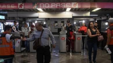 Photo of Cierran 6 estaciones del Metro alrededor del Centro Histórico