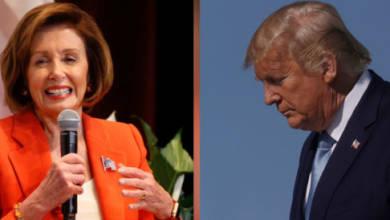 Ilegal, retiro de fondos estadounidenses a la OMS: Pelosi