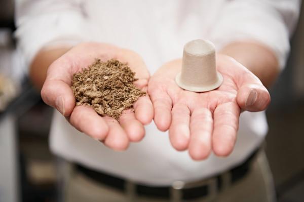 Reemplazar el plástico con pulpa de plantas por envases sostenibles atrae a un multimillonario
