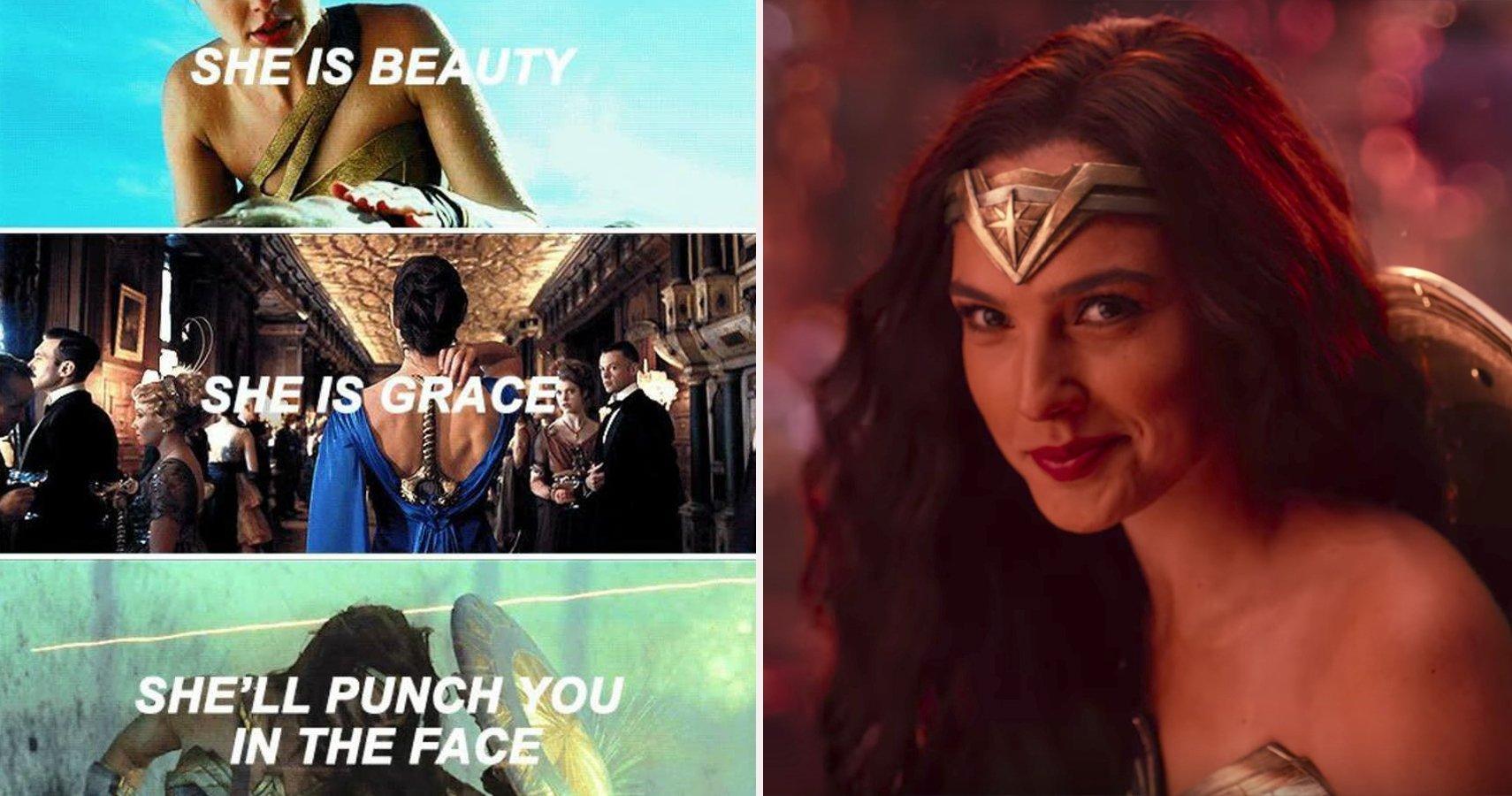 Wonder Woman: 10 memes más divertidos de todos los tiempos ...