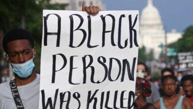 Photo of Protestas por asesinato de George Floyd llegan a puertas de la Casa Blanca