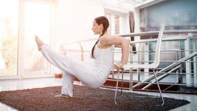 Photo of Top ejercicios (y objetos) para poder entrenar en casa