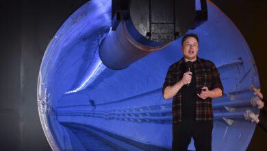 Photo of Los túneles móviles de personas de Elon Musk están en el horario previsto