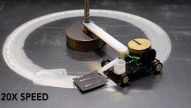 Photo of En un futuro próximo, los robots comerán metal por energía
