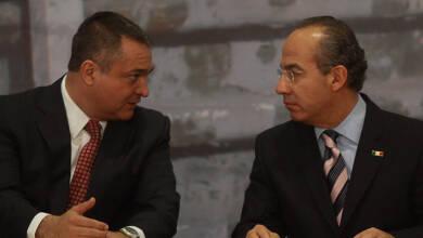 Photo of Hasta ahora no hay elementos para implicar a Calderón en el caso García Luna: AMLO