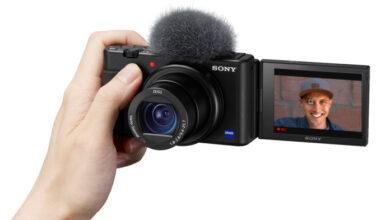 Photo of La cámara compacta ZV-1 de Sony se acerca a los vloggers