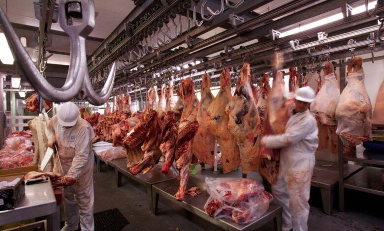 Photo of Porquéelcoronavirus avanza rápido en la industria de la carne en otros países y no en Argentina