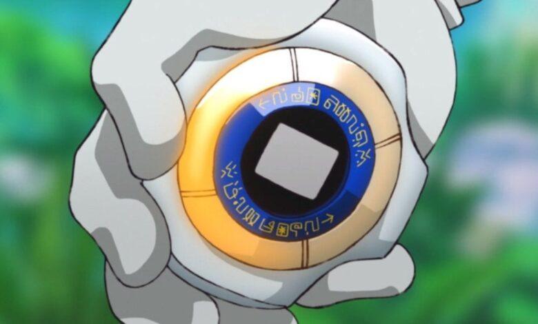 Digimon Adventure presenta nuevas actualizaciones de Digivice 1