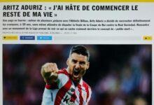 "Photo of Aduriz: ""Yo he aprendido a meter goles"""
