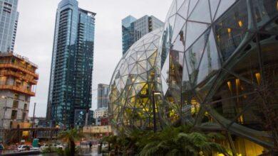 Photo of Amazon realmente acaba de renombrar un estadio de Seattle «Climate Pledge Arena»