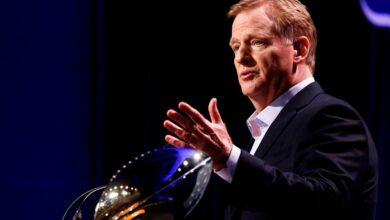 Photo of Comisionado de la NFL admite que se equivocó al no apoyar protestas pacíficas de jugadores