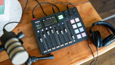Photo of Con actualizaciones de funciones y nuevos accesorios, RODECaster Pro es el sueño de un podcaster hecho realidad