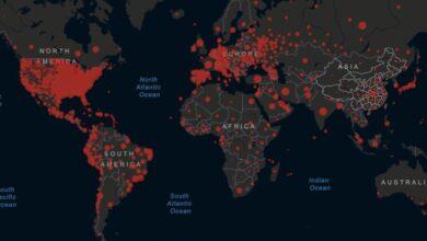 Photo of Coronavirus: Más de 6 millones 600 mil contagios de Covid-19 en el mundo