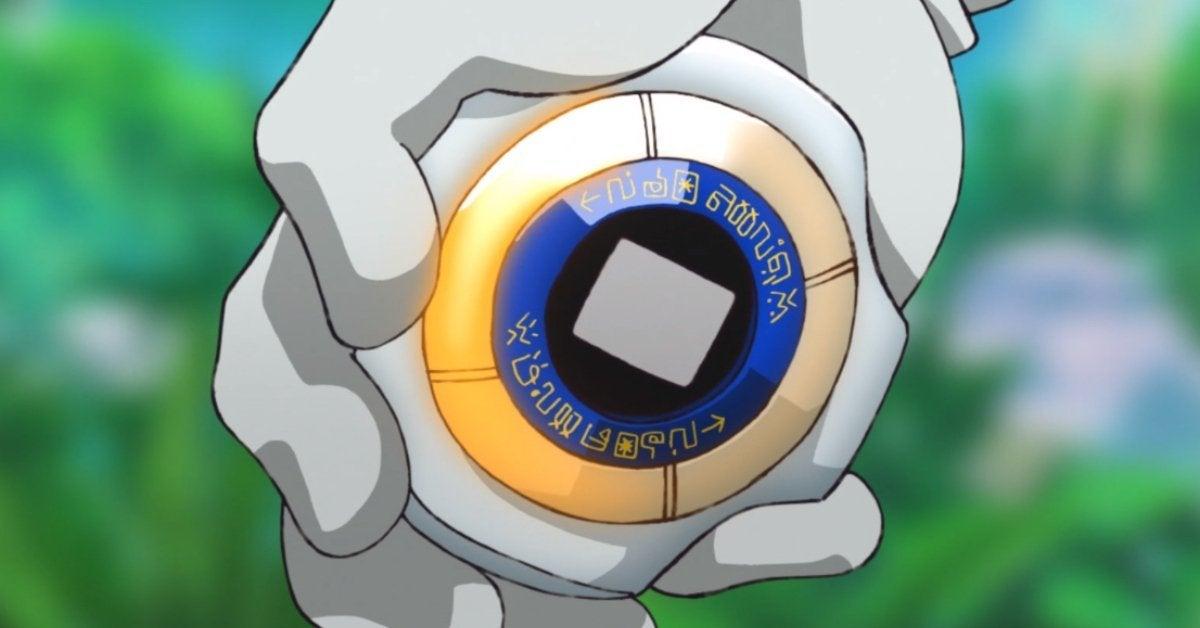 Digimon Adventure Nuevas actualizaciones de Digivice