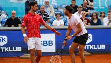 Photo of Dimitrov da positivo al COVID-19 y Djokovic aguarda resultado de la prueba