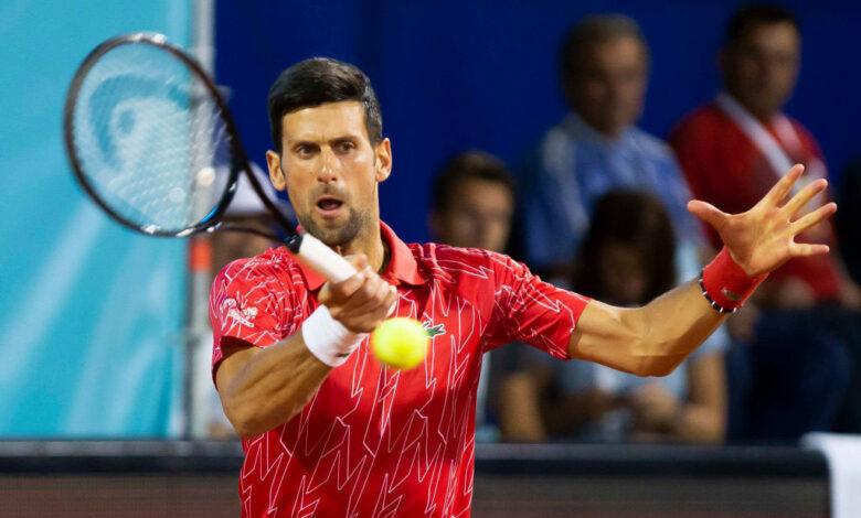 Photo of Djokovic da positivo al coronavirus; ya son cuatro los tenistas contagiados