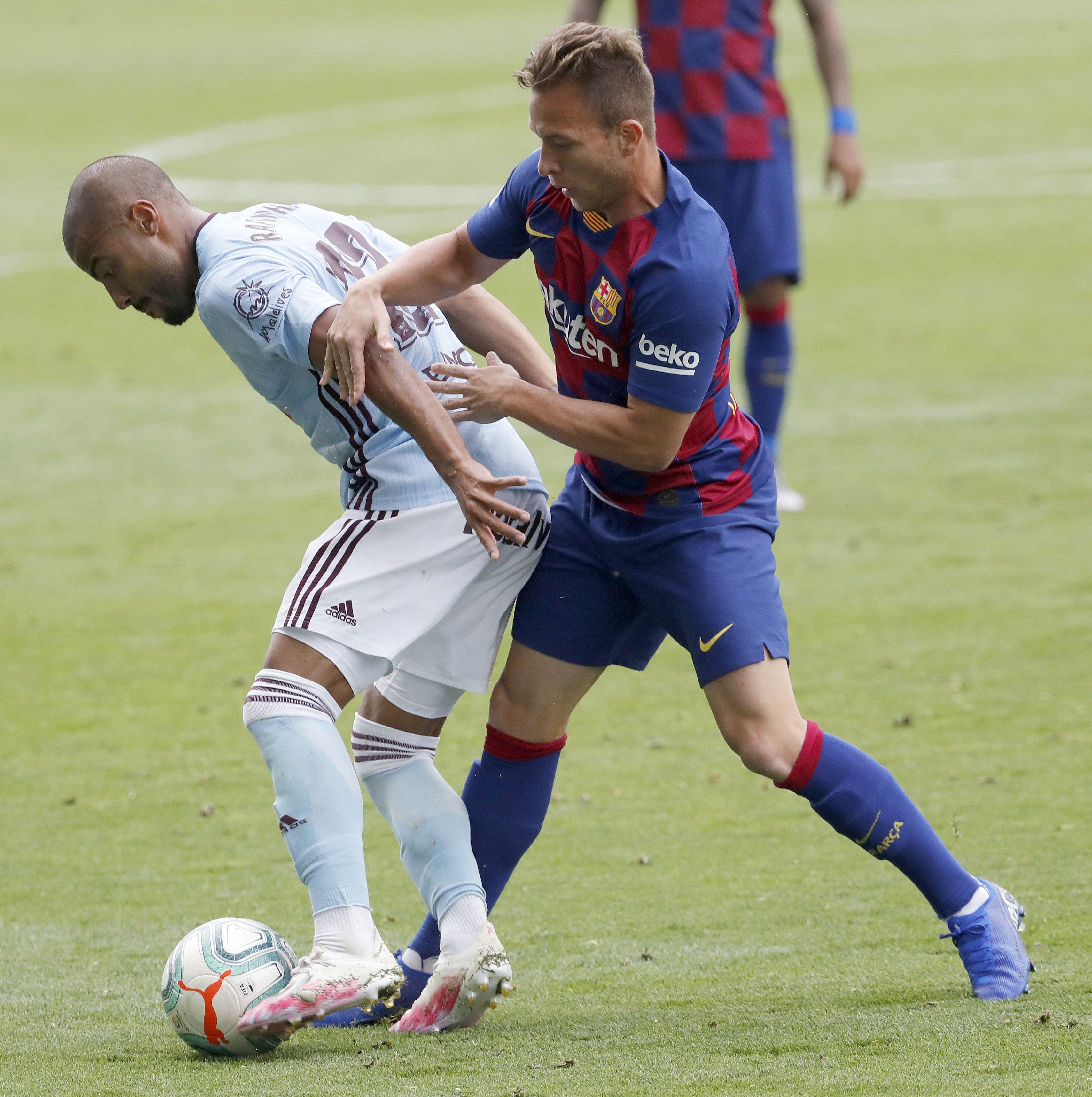 El Barça vende a Arthur a la Juventus y ficha a Pjanic 2