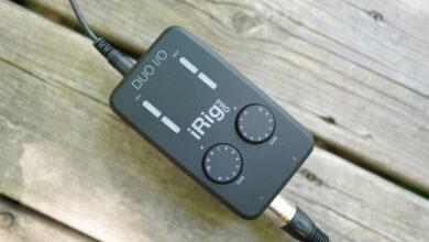 Photo of El iRig Pro Duo I / O simplifica la administración de flujos de trabajo de audio avanzados en cualquier lugar
