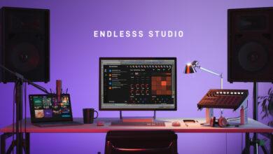 Photo of Endlesss, la aplicación de creación de música para iOS de Tim Exile, lleva a Kickstarter para la versión de escritorio